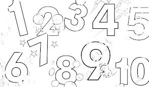 Learning Numbers For Toddlers Worksheets All Kids Learn Number 3