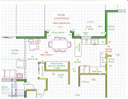 Small Picture Perfect Small Kitchen Floor Plans With Islands 1200x769