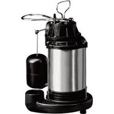 master plumber 1 3 hp plastic mechanical submersible sump pump use this wayne submersible sump pump to remove the excess water that has flooded your basement designed for easy installation