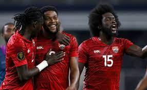 Trinidad and Tobago vs El Salvador ...