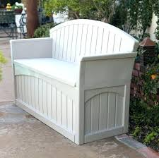 outdoor storage bench waterproof outdoor waterproof outdoor storage bench diy