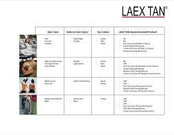 Laex Tan Luxury Clear Spray Tan Solution 500ml