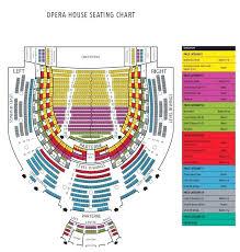 Lyric Opera House Seating Chart Futurenuns Info