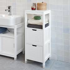 Sobuy Badkommode Badschrank Kommode Badezimmer F Real