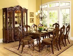 Names Of Dining Room Furniture Pieces Furniture Stunning Furniture Dining Room Tables Solid Wood Six