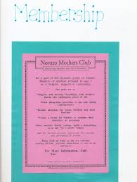 blog page novato mothers club all last s and phone numbers have been removed from the pictures to protect the privacy of our past members