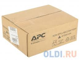 <b>Батарея APC APCRBC106 Replacement</b> Battery Cartridge 106 ...