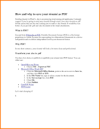 Emailing Resume What To Say When Sample Your Attached Cover Letter