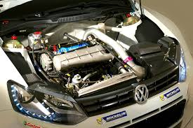 somewhere in there lurks the turbocharger