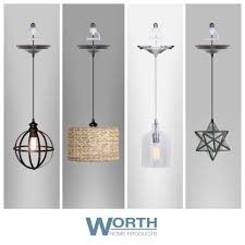 how to convert a pendant light plug in design ideas