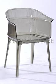 minimalist modern furniture. minimalist modern design transparent polycarbonate plastic dining arm chair clear acrylic cafe loft chairs furniture set