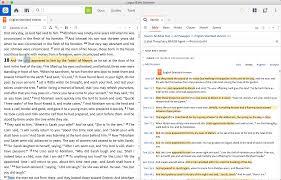 Features Logos Bible Software