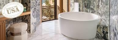 rhondamay feestanding luxury bathtub