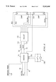 emergency ballast wiring diagram & tridonic emergency ballast Trailer Wiring Diagram at Philips Bodine Lp550 Wiring Diagram