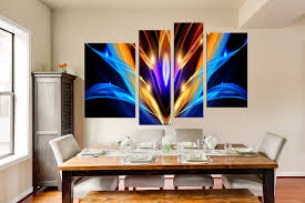 piece group canvas abstract canvas art prints colorful large