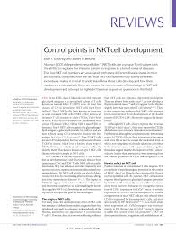 Dr sean behnam is a dedicated hair restoration specialist. Pdf Control Points In Nkt Cell Development