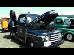 1948 Mercury Pickup Truck Antique Truck Show Duncan BC 2012 - YouTube