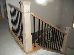 Custom Newel Post 43 Best Railing Spindles And Newel Posts For Stairs Images On