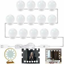 alitade 14pcs diy led vanity mirror
