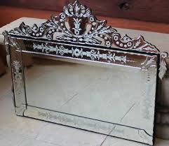 beautiful venetian glass style mirror brand new