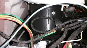 american autowire 1964 66 mustang classic update wiring kit one so the wiring loom was fitted once removed stored and fitted again after the repaint job the loom stood up to the trauma out any problems