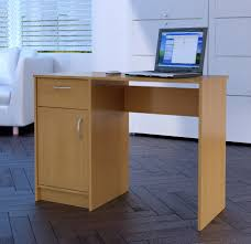 home office computer workstation. Exellent Home Oak Desk 1 Drawer Door Compact Computer Workstation Home Office Table  Tyler In