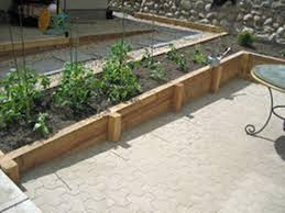 12 photos gallery of wood retaining wall specifications
