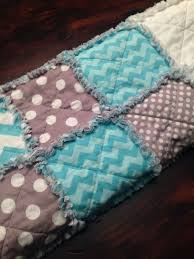 121 best Rag Quilts images on Pinterest | Rag quilt, Baby rag ... & Baby boy rag quilt I made for a friend Adamdwight.com