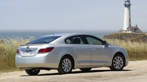 2013 Buick LaCrosse Touring review notes | Autoweek