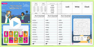 Included in your teacher account is access to 220 free phonics worksheets to use as a whole class, a reading rotation activity or homework. Grade 3 Phonics Words With Wr Spelling Pack Teacher Made