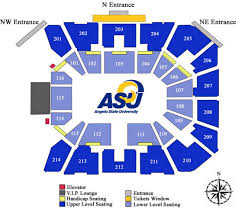 Mcnease Convention Center Seating Chart Interactive Seating Chart