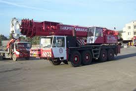 Cranes Demag Ac 265 Cranes Makrigiannakis Cranes