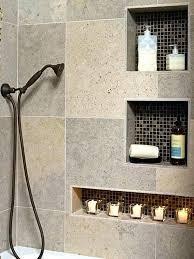 shower niches preformed shower niche insert niches medium size of shelf how to waterproof a