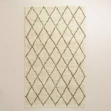 shining moroccan style rugs ivory rug 8ftx10ft interior design