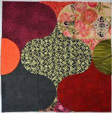 99 best Quilts - Curved Piecing images on Pinterest | Drunkards ... & Quilt blocks ogees Adamdwight.com