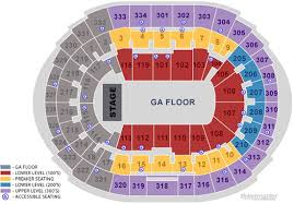 Bts Prudential Center Seating Chart 75 Described Bts Chicago Speak Yourself Seating Chart