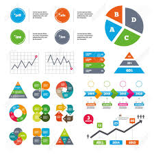 Data Pie Chart And Graphs Document Icons File Extensions Symbols