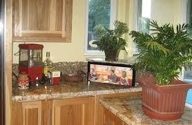 elegant countertop tv countertop kitchen countertop tv stand