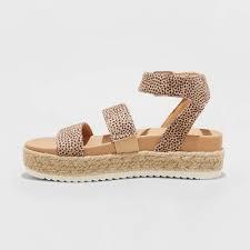 <b>Womens Leopard Sandals</b> : Target