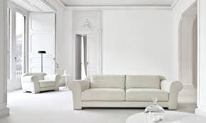 living all white furniture design