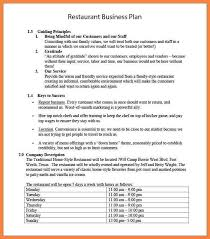 3+ Example Of A Business Plan Pdf   Bussines Proposal 2017