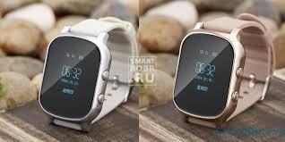 Умные часы Smart Watch T58 – подойдут для детей и взрослых