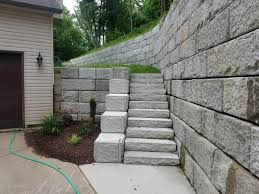 recon gravity retaining walls