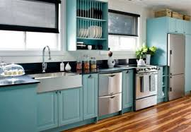 Painting Ikea Kitchen Cabinets Kitchen Cupboards Get Custom Paint For Real Teal Appeal Toronto Star