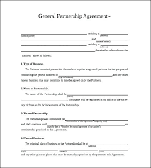 Business Contracts Forms Free Examples Of En Two Businesses Down