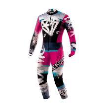 Race Suit Energiapura Diamond Fuxia Junior 2019 20