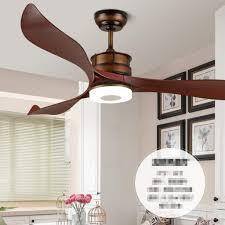 Amazoncom Chuanhan Ceiling Fan Light Chandelier Lightings