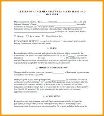 Contract Agreement Template Between Two Parties Sample Agreements Between Two Parties Sample Memorandum Of
