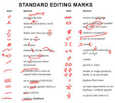 make your writing better revised news event essay due in class proofing marks