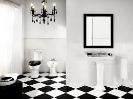 Beautiful White Floor And Wall Tiles Black And White Tile Floor And